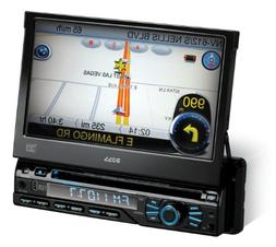 BOSS AUDIO BV9980NV Single-DIN 7 inch Motorized Touchscreen