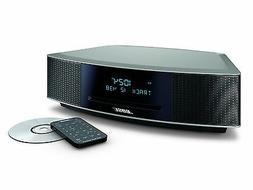 Bose® - Wave® Music System Iv - Platinum Silver