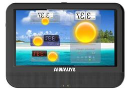 """Brand New Sylvania SLTDVD9220 9"""" Android Tablet Integrated P"""