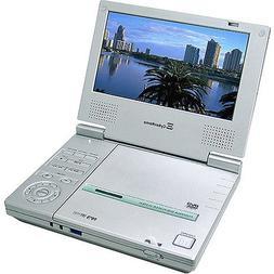 CYBERHOME CH-LDV 700B 7-Inch Widescreen Portable DVD Player