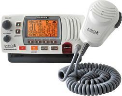 Cobra MR F77W GPS Marine Radio, 2-Way Submersible Long Range