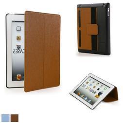 Cooper Cases Echo Apple iPad 4 Folio in Brown