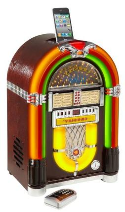 Crosley CR1702-CH iJuke Premier Jukebox with Universal iPod