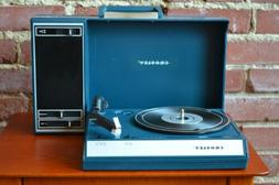 Crosley CR6016A-RE Spinnerette Portable USB Turntable with S