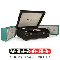 Crosley CR6230A-TU Snap Portable USB Turntable with Software