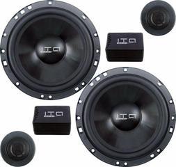 "DTI DS66CK 6.5"" 440W PEAK HIGH POWER 2-WAY CAR AUDIO COMPONE"