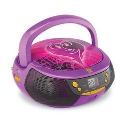 Disney Descendants Boombox – Descendants CD Player With FM
