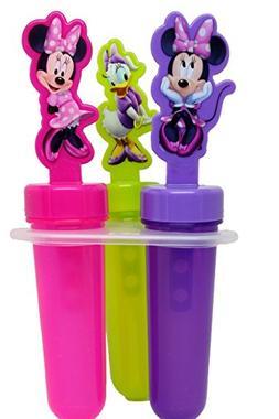 Disney Popsicle Maker Molds, Minnie, 2-Pack