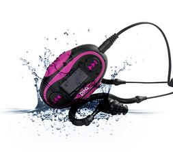 Diver 4GB Waterproof MP3 Player with LCD Display and Earphon