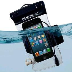 DryCase Waterproof phone, camera and music player case DC-13
