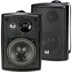 Dual Electronics LU43PB 4 inch 3-Way High Performance Indoor