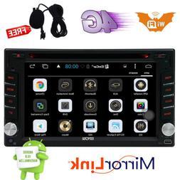 Eincar Android 6.0 Car DVD Player FM Radio GPS HD BT Quad Co