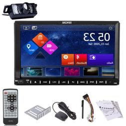 Eincar Touchscreen Stereo GPS Car DVD Player Auto Radio With