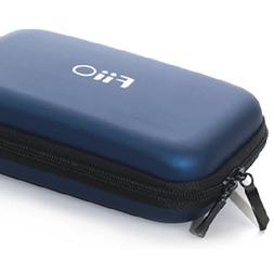 FiiO HS7 Dual-layered Hard Carrying Case in Blue