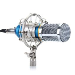 Excelvan BM-800 Condenser Studio Recording Microphone and Sh