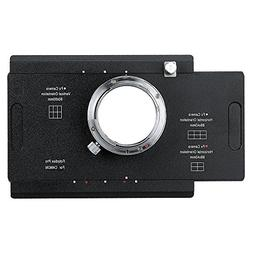 Fotodiox Pro Lens Mount Adapter - Canon EOS D/SLR to Large F