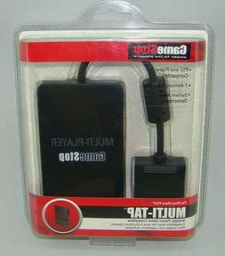 GameStop Multi-Tap Multiple Player Game PS2 PSone Compatible