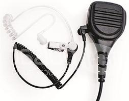 Heavy Duty Remote Speaker Mic for Motorola Mototrbo XPR6100