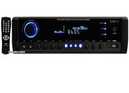 Home Audio Power Amplifier System - 200W 4 Channel Theater P