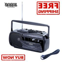 Jaras JJ-2618 Limited Edition Portable Boombox Tape Cassette