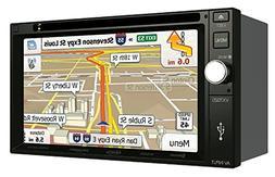 Jensen VX7020 6.2 inch LCD Multimedia Touch Screen Double Di