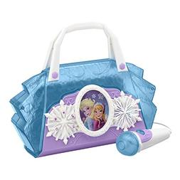 Disney Frozen Anna & Elsa Cool Tunes Sing Along Boombox With