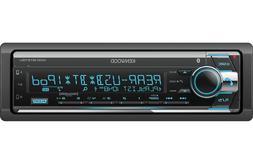 Kenwood 1-DIN Car Stereo CD Receiver Player Bluetooth USB AU