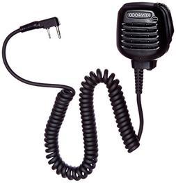 Kenwood KMC-45 Military Spec Speaker Microphone with Earpiec