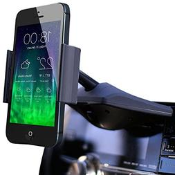 Koomus CD-Air CD Slot Smartphone Car Mount Holder Cradle for