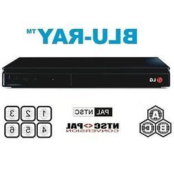 Lg - Bp350 - Streaming Wi-fi Built-in Blu-ray Player - Black