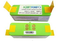 Lithium Li-Ion Replacement Battery for iRobot Scooba 450 Roo
