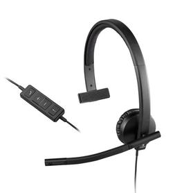 Logitech USB HEadset H570e Mono