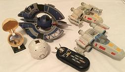 Lot: 6 Star-Wars Toys, Pre-owned