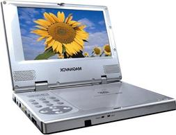 Magnavox MPD720 7-Inch Portable DVD Player