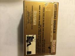 Maxell XLII 100 Minute Audio Cassette