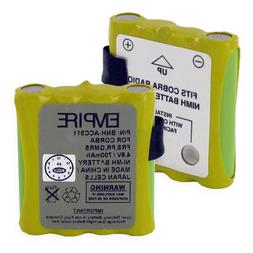 EMPIRE Maxon PMRS446 2-Way Radio Battery  Rechargeable Batte