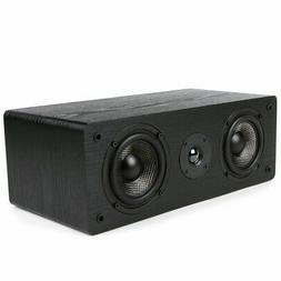 Micca MB42-C Center Channel Speaker with 4-Inch Woofer