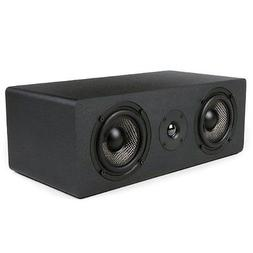 Micca MB42X-C Center Channel Speaker with 4-Inch Woofer