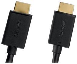 Microsoft Xbox 360 Black HDMI Cable