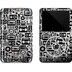 Music iPod Classic  80 & 160GB Skin - Music Pattern Vinyl De
