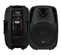 NOVIK NEO ROLLING SOUND 15BT 15 Inch 1600 Watt 2 Way Battery