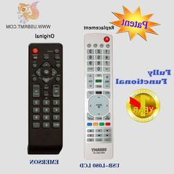 New USB Universal Remote for Model 01 for EMERSON TV - Alrea