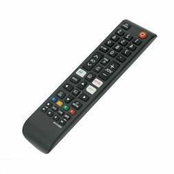 New USB Universal Remote for RCA Smart TV Black Remote - Alr