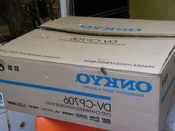 Onkyo DV-CP706B 6-Disc DVD Player