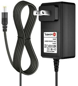 PKPOWER AC/DC Power Adapter Cord For SONY BDP-S2500 BDP-S370