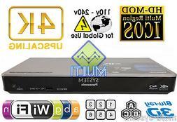 Panasonic:   DMP-BDT270   4k Up-scaling Multi-format Blu-ray