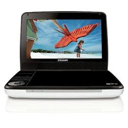 Philips PD9000/37 9-Inch LCD Portable DVD Player with 5 Hour