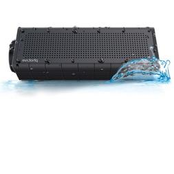 Photive HYDRA Rugged Water Resistant Wireless Bluetooth Spea