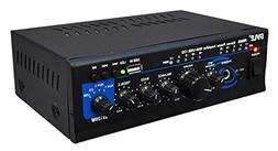 Pyle 2X120 Watt Home Audio Power Amplifier - Portable 2 Chan
