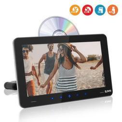 Pyle Touchscreen CD/DVD Player, Vehicle Headrest Mount Enter